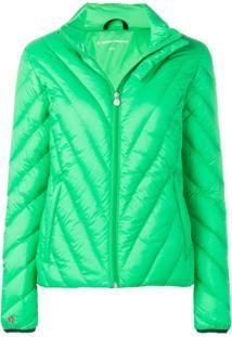 Perfect Moment Mini Duvet Ii Jacket - Verde