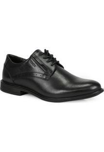 Sapato Social Masculino Ferracini Preto Preto