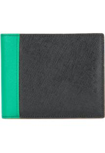 Marni Carteira Color Block - Green