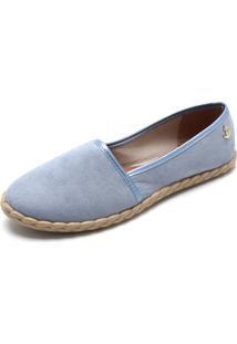 Alpargata Fiveblu Comfort Azul