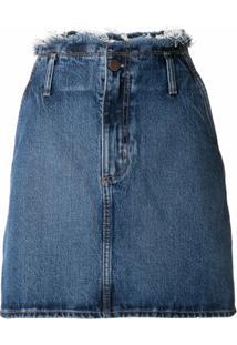 Nobody Denim Minissaia Jeans Siena - Azul