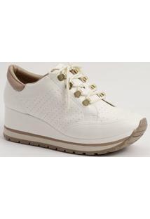 712a01410 Sneaker Dakota Plataforma feminino | Shoelover