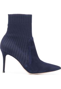 Gianvito Rossi Ankle Boots - Azul