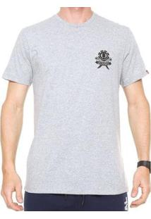 Camiseta Element Carve Masculina - Masculino