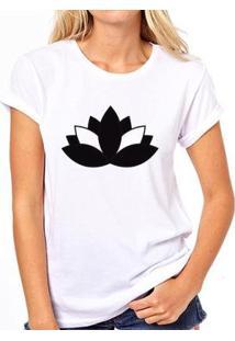 Camiseta Coolest Lótus Feminina - Feminino