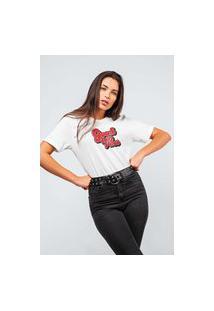 T-Shirt Good Vibes Branco
