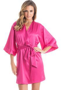 Robe Violeta Cereja/Gg