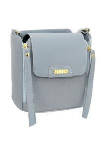 Bolsa Pequena Transversal Azul Selten