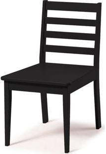 Cadeira Imperial Cor Preto - 32505 - Sun House
