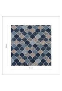 Tecido Para Decoracao Karsten Marble Mirage Azul