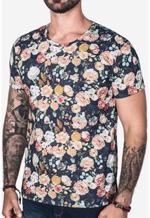 Camiseta Watercolor Flower 102813