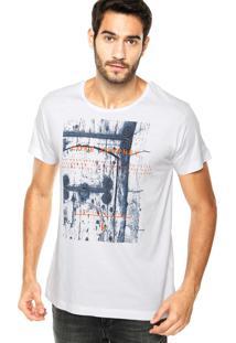 Camiseta Coca-Cola Jeans Journey Branca