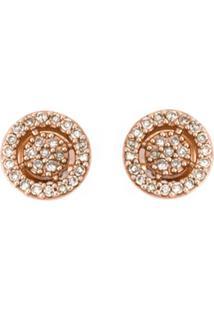 Astley Clarke Brinco 'Icon Aura' Com Diamante E Banho De Ouro 14K - Metálico