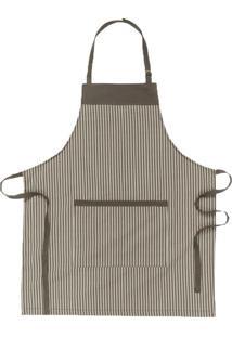 Avental Copa & Cia Home Chef Noz Moscada 85X70Cm - 29385
