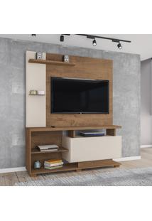 Home Para Tv Até 55 Pol Atualle 2215R Viena 1 Porta