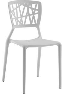 Cadeira Melissa Branco Rivatti Móveis