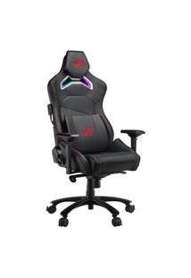 Cadeira Gamer Asus Rog Chariot, Aura Rgb, Braço 4D, Preto - Sl300C