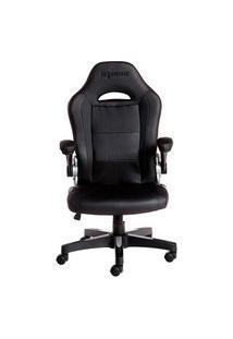 Cadeira Gamer Max Racer Storm Target, Até 110Kg, Preta - Tgt-06