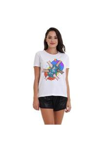 Camiseta Basica Joss Lgbt Justos Branca