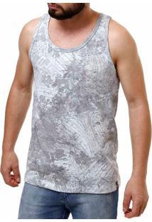 ... Camiseta Regata Masculina Fido Dido Cinza 17ef2bb9de2