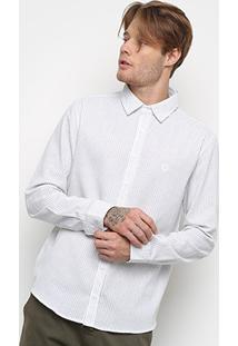 Camisa Manga Longa Cavalera Pablo Masculina - Masculino