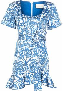 Alexis Vestido Berenna - Azul
