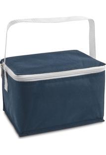 Bolsa Térmica Pequena Basic Topget Azul