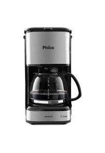 Cafeteira Inox Plus Philco Pcf42I Base Com Aquecimento 1,2 Litro 110V
