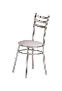 Cadeira Em Aço Inox - Stilo