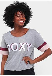 Camiseta Roxy Super Feminina - Feminino