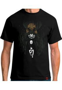 Camiseta Mortes
