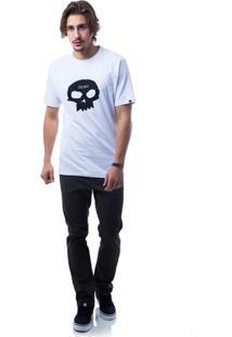 Camiseta Zero Classic Skull Masculina - Masculino
