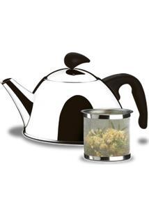 Chaleira Para Chá Com Coador - Verona 1 L - Brinox