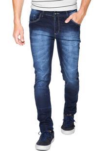Calça Jeans Fiveblu Skinny Washington Azul