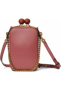 Marc Jacobs Bolsa The Vanity - Rosa