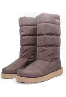 Bota Barth Shoes Snow Marrom Cafe - Kanui