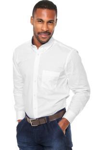 Camisa Aleatory Regular Fit Branca