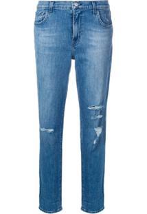 J Brand Calça Jeans 'Johnny' - Azul
