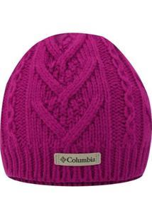 Gorro Columbia Parallel Peak Ii Beanie - Unissex-Pink