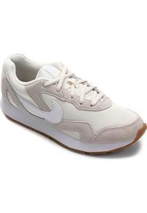 Tênis Nike Delfine Feminino - Feminino-Cinza+Branco