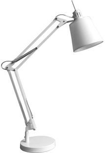 Luminária De Mesa De Metal Scope 72 Cmx15 Cmxx Bella Iluminação Branca