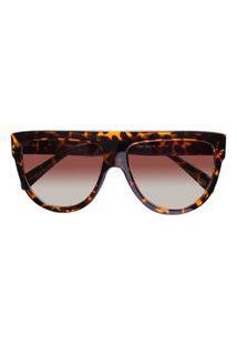 Óculos De Sol Uva Retro Celina Branco
