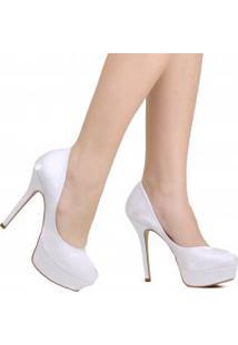 Sapato Zariff Pump Noivas