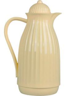 Garrafa Térmica Vintage 1 L Amarela