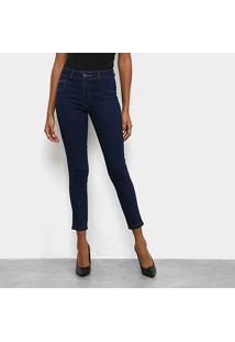 Calça Jeans Skinny Biotipo Lisa Feminina - Feminino