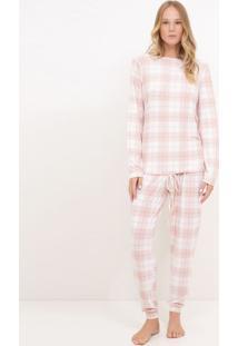 e010f8152 Lojas Renner. Pijama Estampado Outono Inverno ...
