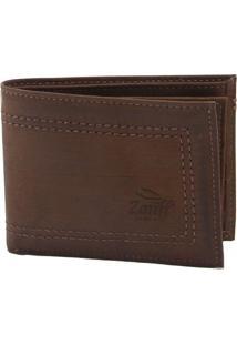 Carteira Couro Zariff Shoes Cheques