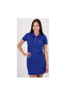 Vestido Cruzeiro Azul