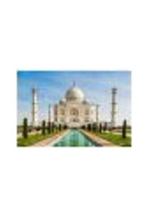Painel Adesivo De Parede - Taj Mahal - 523Pn-M