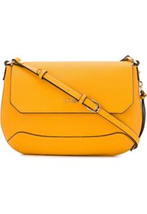 Liu Jo Round Shoulder Bag - Amarelo